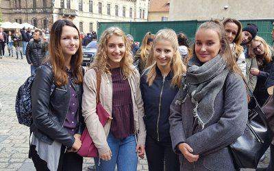 Abschlussfahrt der 5ABHW nach Prag