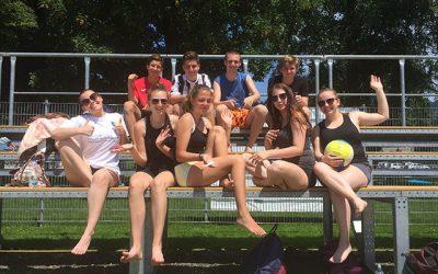 Beach-Volleyball Bezirksmeisterschaft