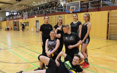 Schulinternes Volleyballturnier der HLW Wolfsberg