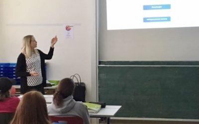 """Absolventinnen referierten über """"Gast und Gastlichkeit"""""""