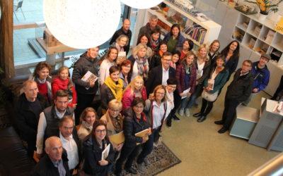 HLW on Tour bei Griffner Haus und im Koralmtunnel