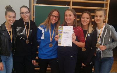 3. Platz bei Futsal-Landesmeisterschaft