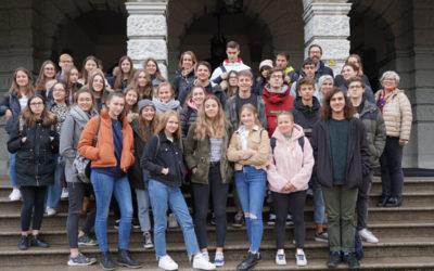 Dritter Schüleraustausch mit Udine