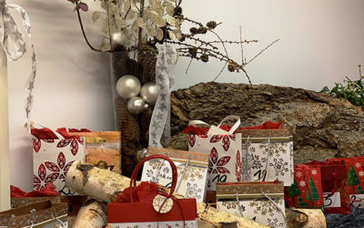 Kekse im vorweihnachtlichen Ambiente