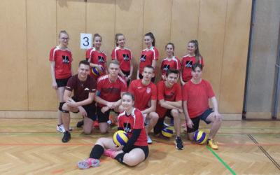 Die HLW – Mädels holten sich den VB-Bezirksmeistertitel!