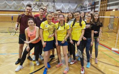 3. Platz bei Badminton-Landesmeisterschaft
