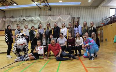 HLW-Schulinternes Volleyballturnier