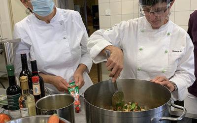 Kreatives Kochseminar für HLW-Lehrerinnen
