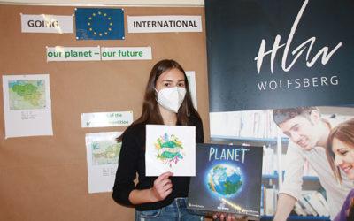 Erasmus+ Projekttag an der HLW Wolfsberg
