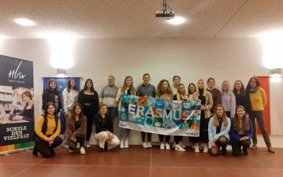 """Erasmus+ Days 2021 """"Arbeite, lerne – erkunde Europa"""""""